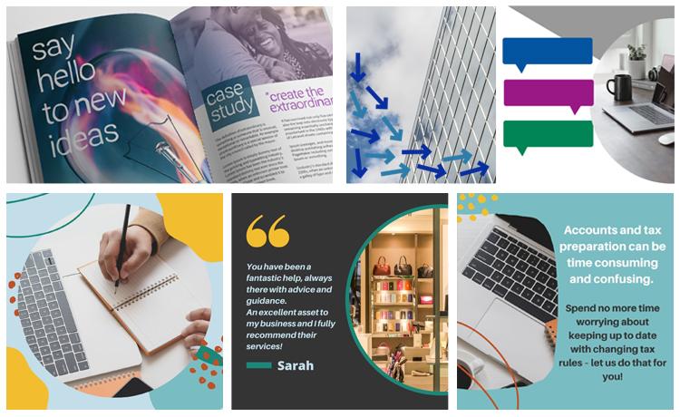 graphic design services uk